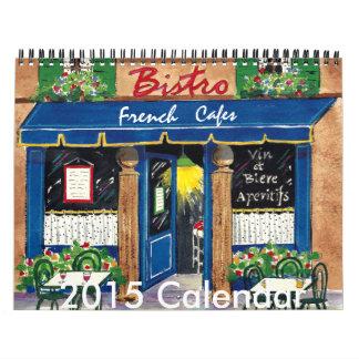 Bistro Calendar