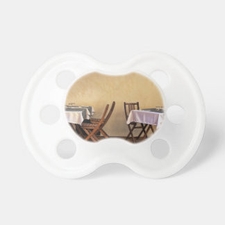 Bistro in France Pacifier