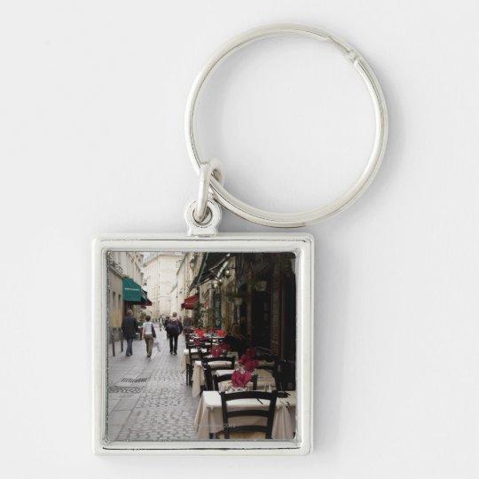 Bistro in Paris 2 Keychain