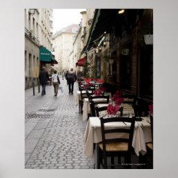 Bistro in Paris 2 Poster