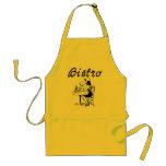 Bistro merchandise apron