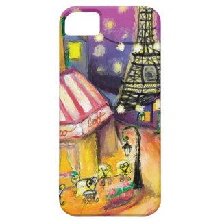 Bistro Paris iPhone SE/5/5s Case