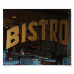 Bistro Posters