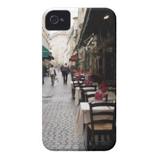 Bistros en París 2 iPhone 4 Case-Mate Fundas
