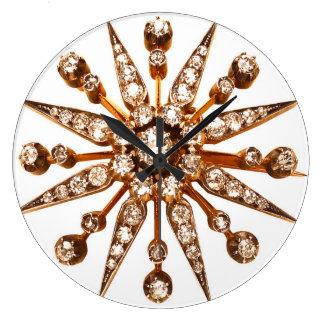 Bisutería Acryllic moderno del vintage de Starburs Reloj