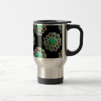Bisutería de la taza de café de Bling
