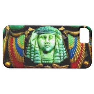 Bisutería egipcia de la turquesa del renacimiento funda para iPhone SE/5/5s