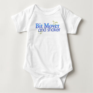 Bit Mover and Shaker Baby Bodysuit