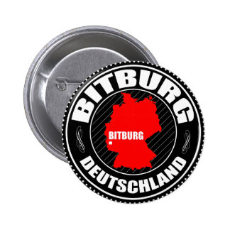 Bitburg Passport Stamp Pins