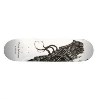 bitch22, Nelson Spielmann Artworks Skateboard Deck