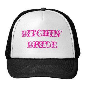 Bitchin' Bride Trucker Hat