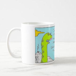 BITCHOSAURUS, TheStripMallbyChrisRogers Mug