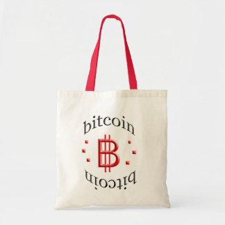 bitcoin2 tote bag