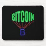 bitcoin3 alfombrillas de ratón