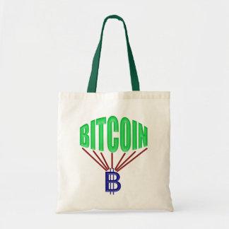 bitcoin3 tote bag
