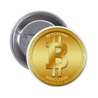 bitcoin-10680 pin redondo 5 cm