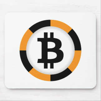 Bitcoin 13 mouse pad