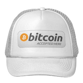 Bitcoin - Accepted Here Trucker Hat