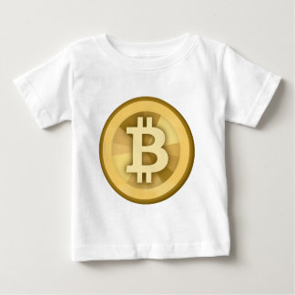 BITCOIN Anonymous MONEY DIGITAL Currency BTC Baby T-Shirt