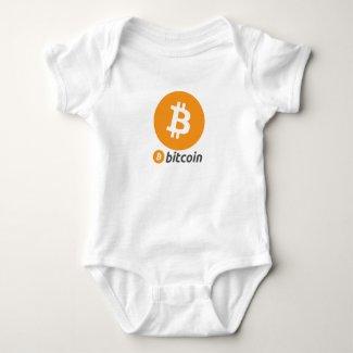 bitcoin baby btc baby bodysuit