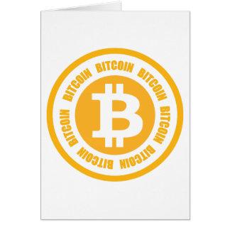 Bitcoin Bitcoin Bitcoin Card