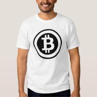 Bitcoin Black Tee Shirt