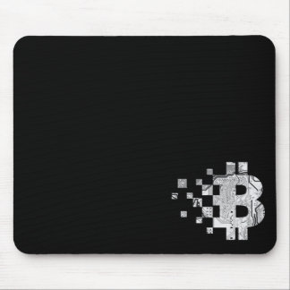 BITCOIN/BLOCKCHAIN CIRCUIT BOARD-Mouse Pad Mouse Pad
