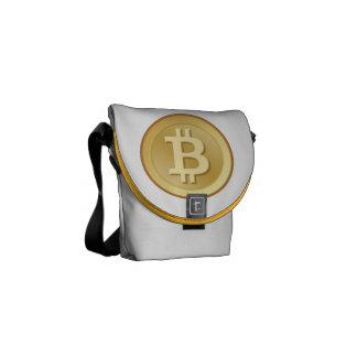 Bitcoin Bolsa De Mensajeria