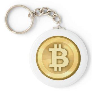 Bitcoin! BTC! Keychain