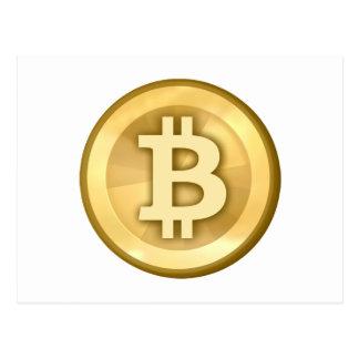 ¡Bitcoin! ¡BTC! Postales