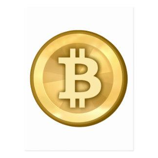 ¡Bitcoin! ¡BTC! Tarjetas Postales