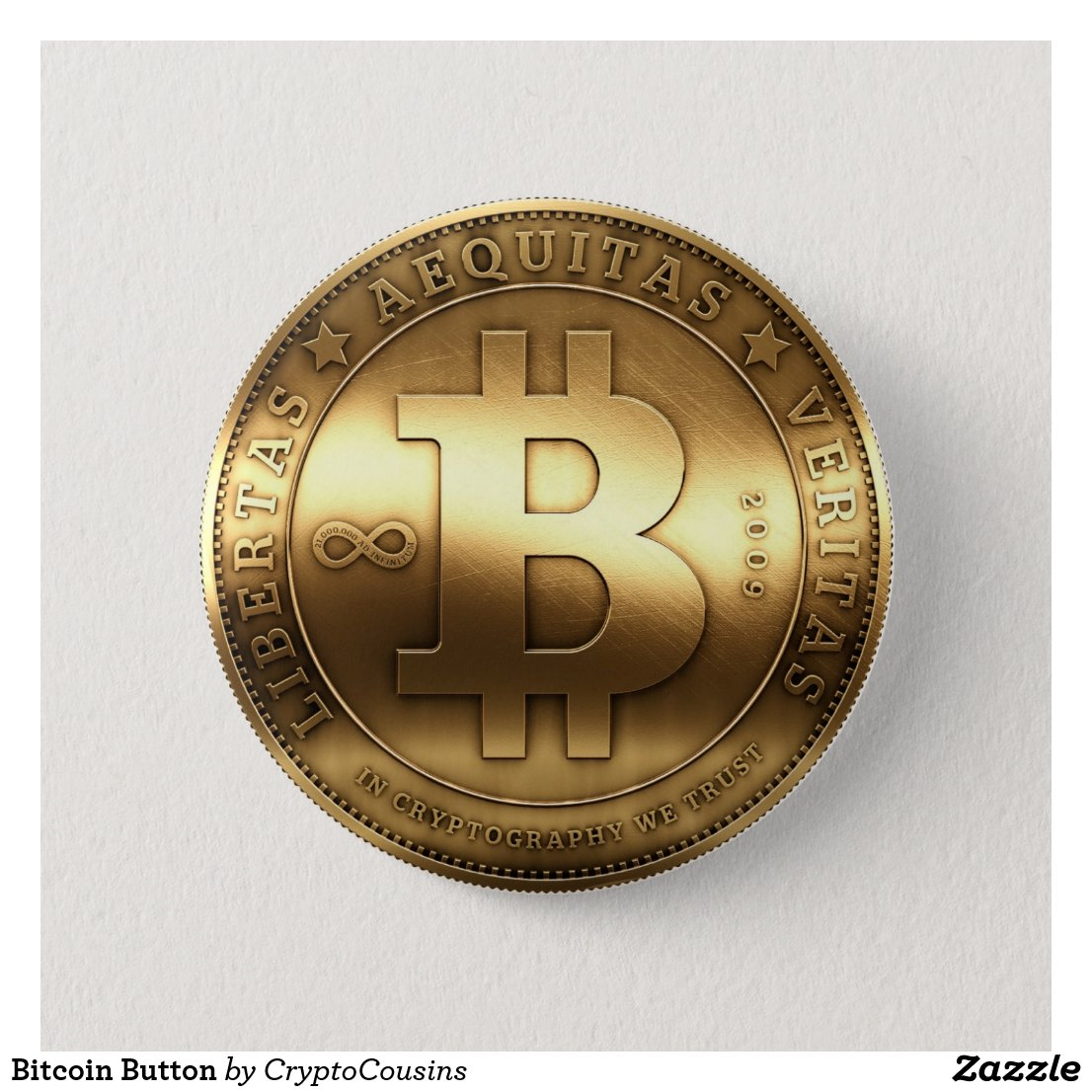 Bitcoin Button