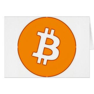 Bitcoin Cart Card