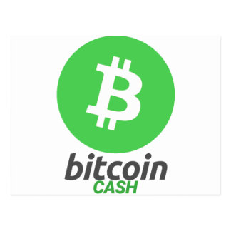 Bitcoin Cash - Cryptocurrency Alliance Super PAC Postcard