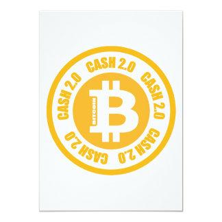 Bitcoin Cash Version 2.0 Card