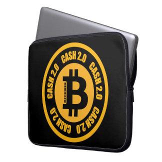 Bitcoin Cash Version 2.0 Computer Sleeve
