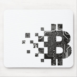 BITCOIN/CIRCUIT BOARD-Mouse Pad Mouse Pad