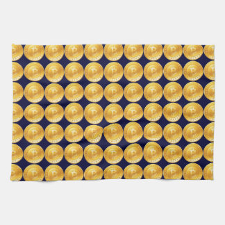 Bitcoin currency - M1 Cooks Kitchen Towel