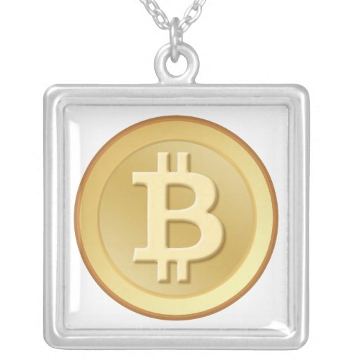 Bitcoin Custom Necklace