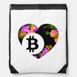 BITCOIN-Drawstring Bag