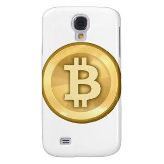 Bitcoin Galaxy S4 Cover