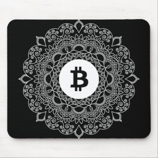 BITCOIN/HENNA-Mouse Pad Mouse Pad