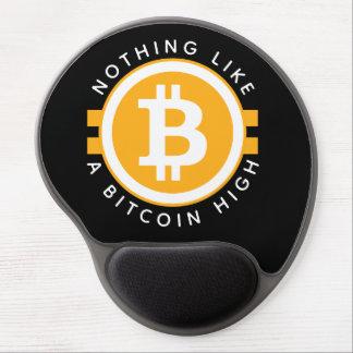 Bitcoin High Gel Mouse Pad