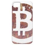 Bitcoin iPhone 5 Case-Mate Cobertura