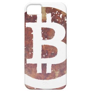 Bitcoin iPhone 5 Funda