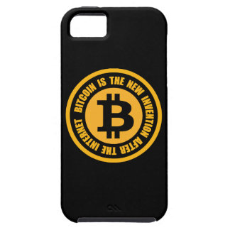 Bitcoin Is The New Invention After The Internet iPhone SE/5/5s Case