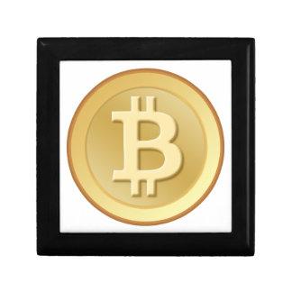 Bitcoin Jewelry Box