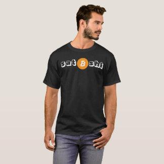Bitcoin Logo Symbol Satoshi Nakamoto Crypto Tshirt