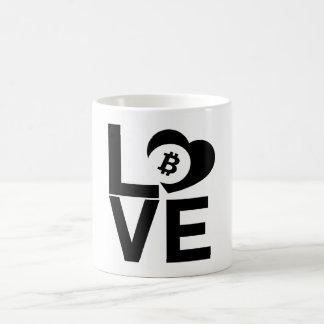 BITCOIN/LOVE-Mug Coffee Mug