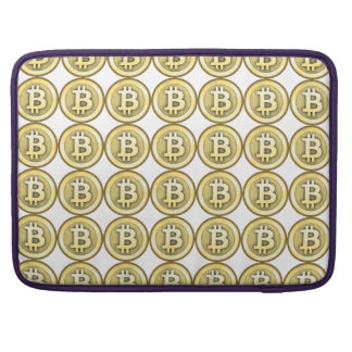 Bitcoin Mania 15 MBP/rMBP (High Quality) Sleeve For MacBooks